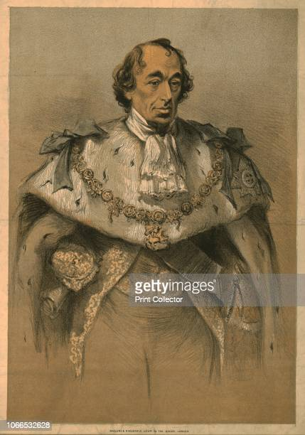 Benjamin Disraeli circa 1870 Disraeli Earl of Beaconsfield was twice Prime Minister of Britain first in 1868 and then again between 1874 and 1880...