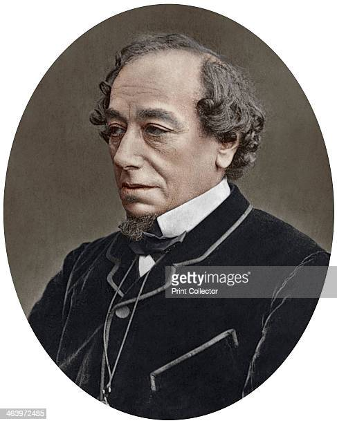 Benjamin Disraeli Earl of Beaconsfield British Conservative Prime Minister 1881 Disraeli was twice Prime Minister of Britain first in 1868 and then...