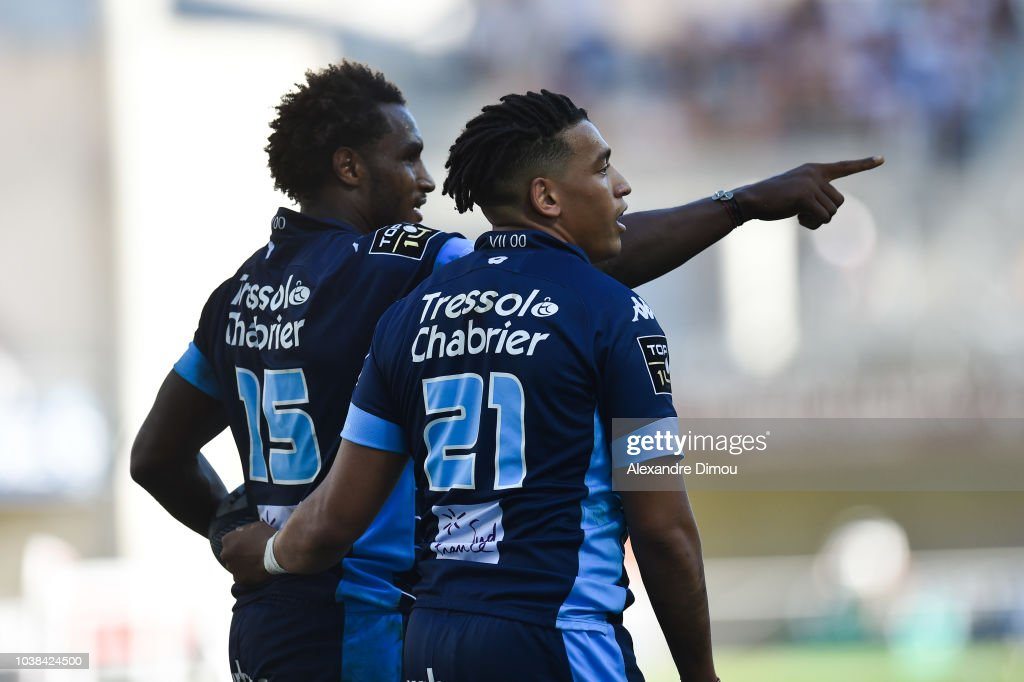 Montpellier Herault Rugby v Stade Toulousain - Top 14