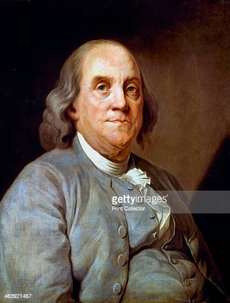 Benjamin Franklin American statesman printer and scientist 1778 Franklin was a member of the committee which drafted the Declaration of Independence...