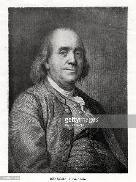 Benjamin Franklin American statesman printer and scientist 20th century Franklin was a member of the committee which drafted the Declaration of...