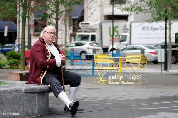 Benjamin Franklin at Dilworth Plaza