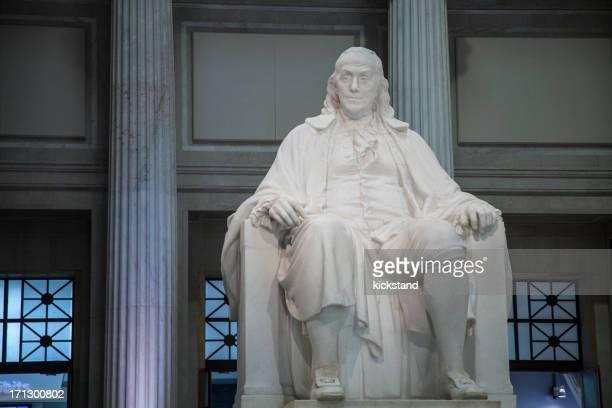 Benjamin Franklin Statue