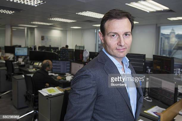 Benjamin Fuchs founder of BFAM Partners Ltd poses for a photograph at the company's office in Hong Kong China on Monday May 9 2016 Fuchs has steered...