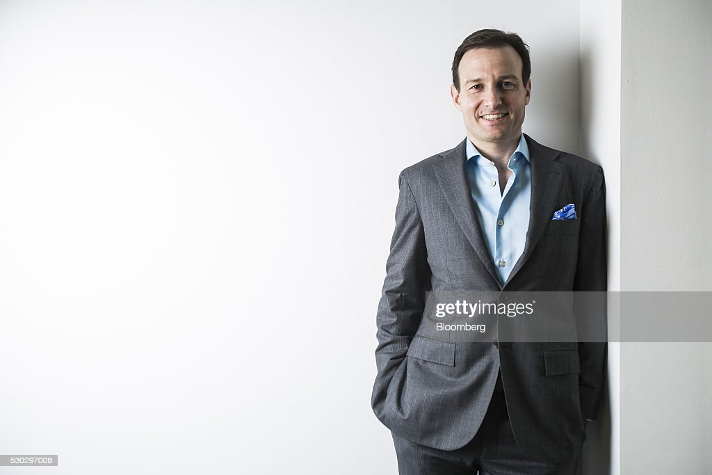 Benjamin Fuchs, founder of BFAM Partners Ltd , poses for a