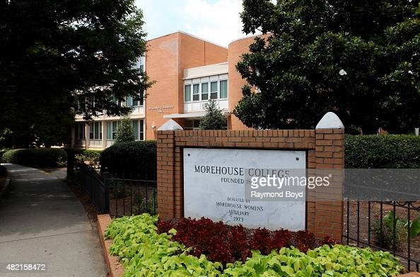 Benjamin G Brawley Hall At Morehouse College On July 18 2015 In News Photo Getty Images