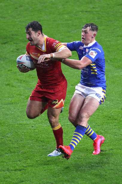 GBR: Leeds Rhinos v Catalans Dragons - Betfred Super League