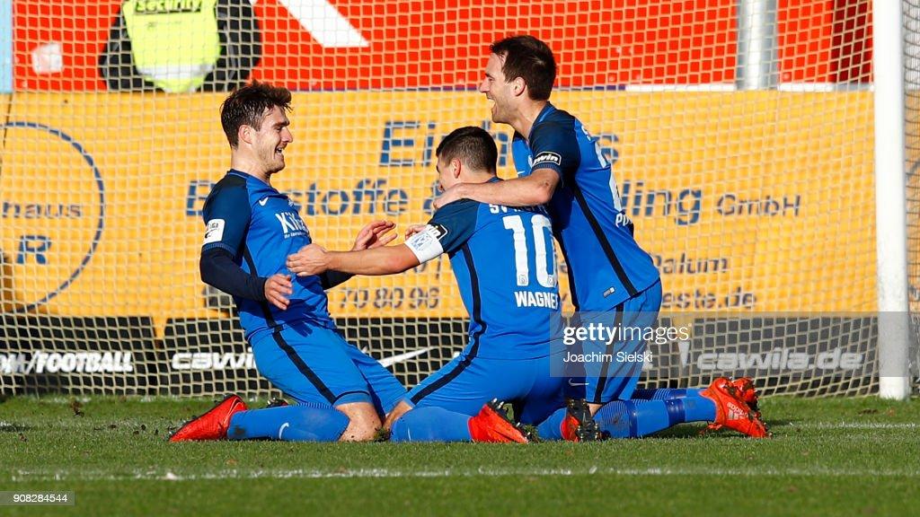 SV Meppen v SC Preussen Muenster - 3. Liga
