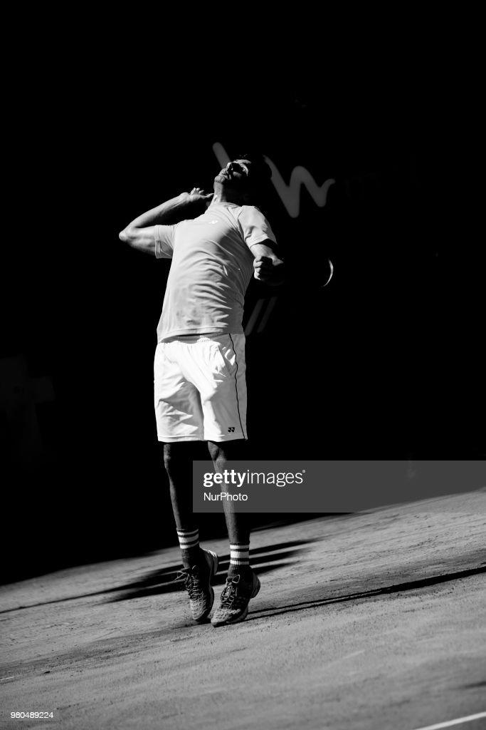 The Internazionali di Tennis Citta' Dell'Aquila - Day 6