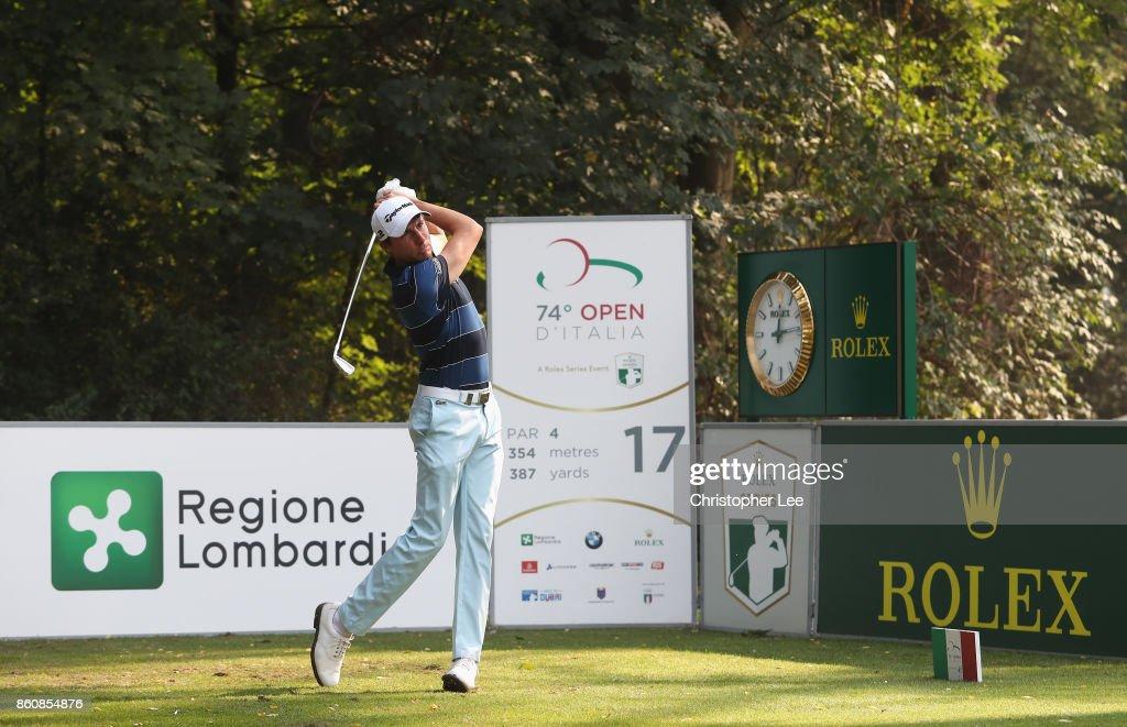 Italian Open - Day Two