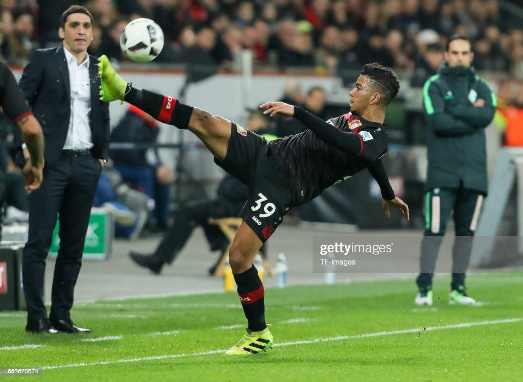 Leverkusen v Werder Bremen - Bundesliga : News Photo