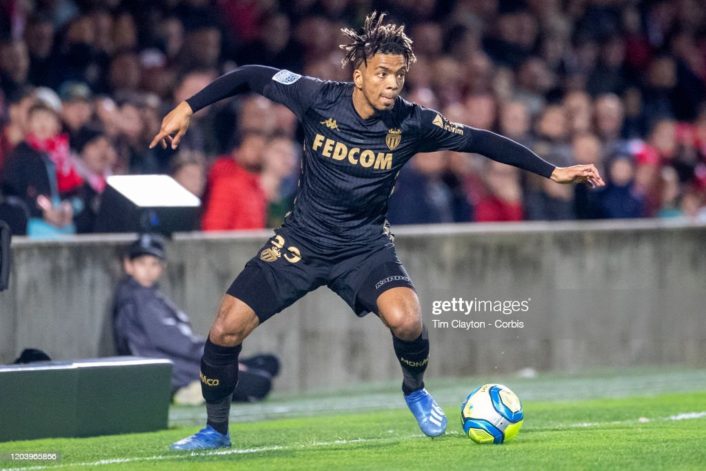Nimes V Monaco : News Photo