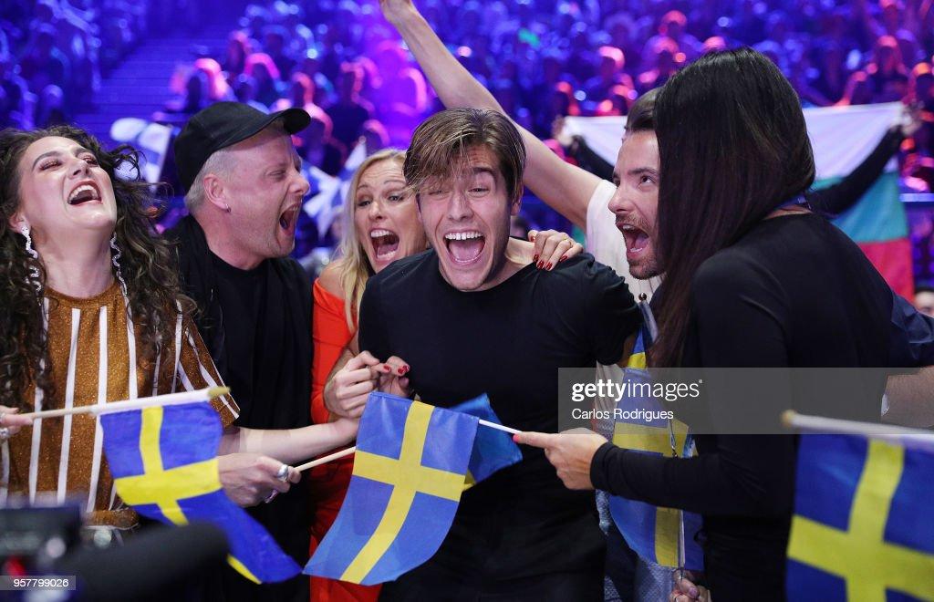 Eurovision Song Contest 2018 - Reactions : Nachrichtenfoto