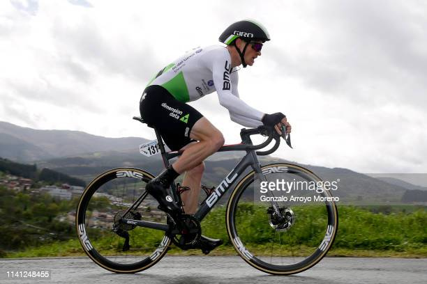 Benjamin King of The United States and Team Dimension Data / during the 59th ItzuliaVuelta Ciclista Pais Vasco 2019 Stage 1 a 112km Individual Time...