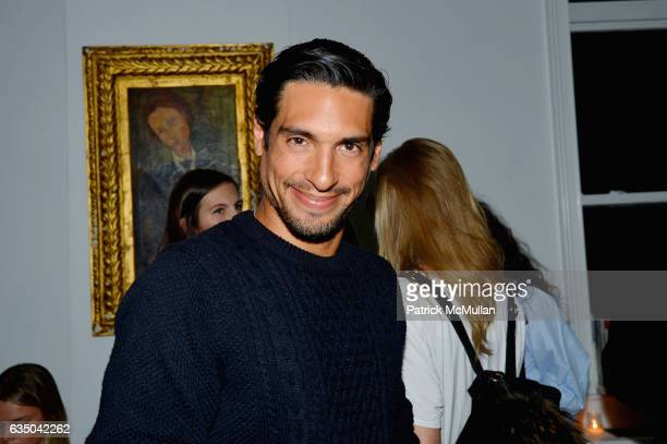 Benjamin Larretche attends Justin Etzin's Birthday Party by Caviar Kaspia at Private Residence on February 11 2017 in New York City