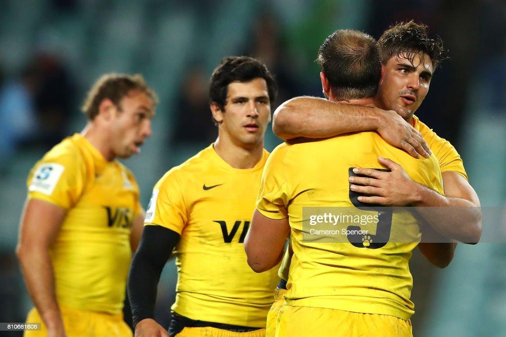 Super Rugby Rd 16 - Waratahs v Jaguares
