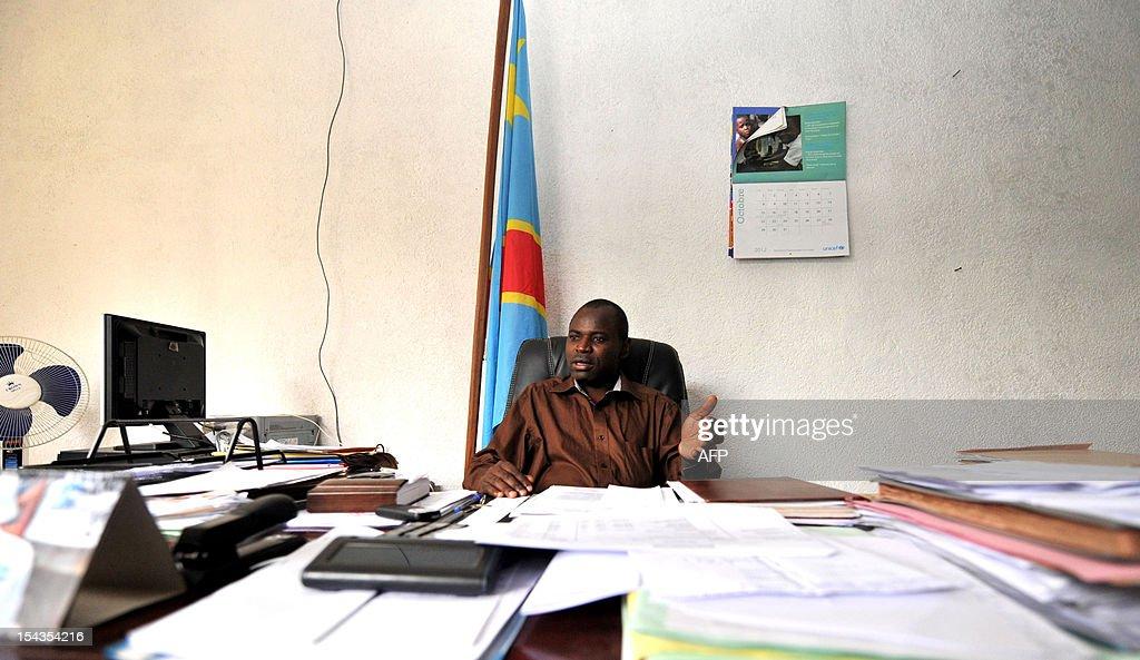 DRCONGO UNREST M23 : News Photo