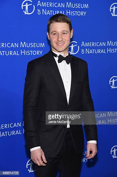 Benjamin McKenzie attends the 2014 Museum Gala at American Museum of Natural History on November 20 2014 in New York City