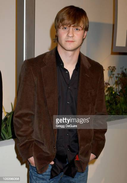 """Benjamin McKenzie during Fox TV """"White Hot Winter"""" Network Party at Meson G Restaurant in Los Angeles, California, United States."""