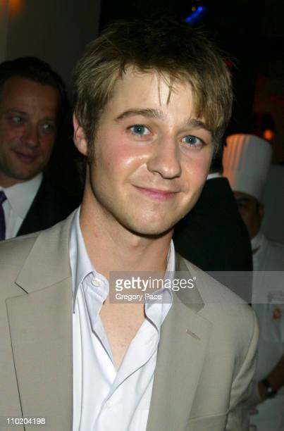 Benjamin McKenzie during Fox Upfront 20042005 at The Boathouse in Central Park in New York City New York United States