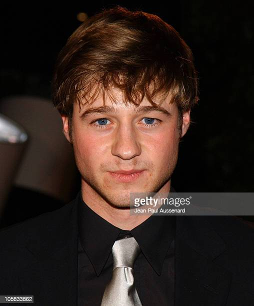 Benjamin McKenzie during The 30th Annual People's Choice Awards Arrivals at Pasadena Civic Auditorium in Pasadena California United States