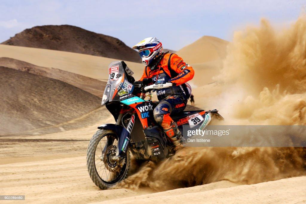 Best Of 2018 Dakar Rally