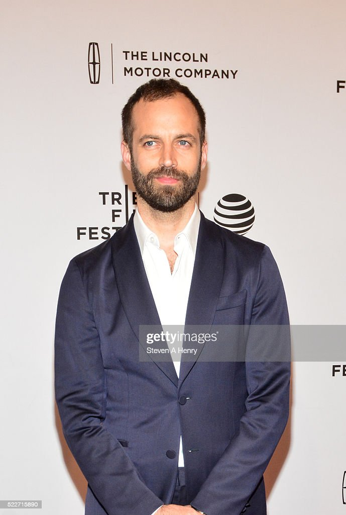 Benjamin Millepied attends the 'Reset' Premiere - 2016 Tribeca Film Festival at SVA Theatre on April 20, 2016 in New York City.