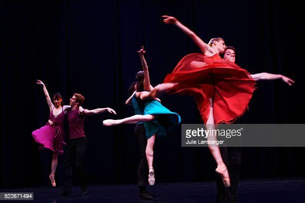 Benjamin Millepied/ Danses Concertantes