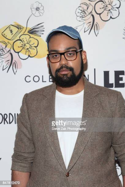 Benjamin O'Keefe attends The 2nd Anniversary Party of Lenny at The Jane Hotel on September 15 2017 in New York City