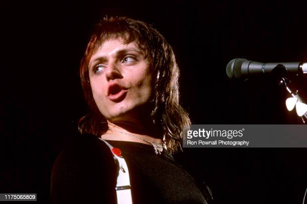 Benjamin Orr of The Cars performs at The Paradise Theater June 29 1978 in Boston MA