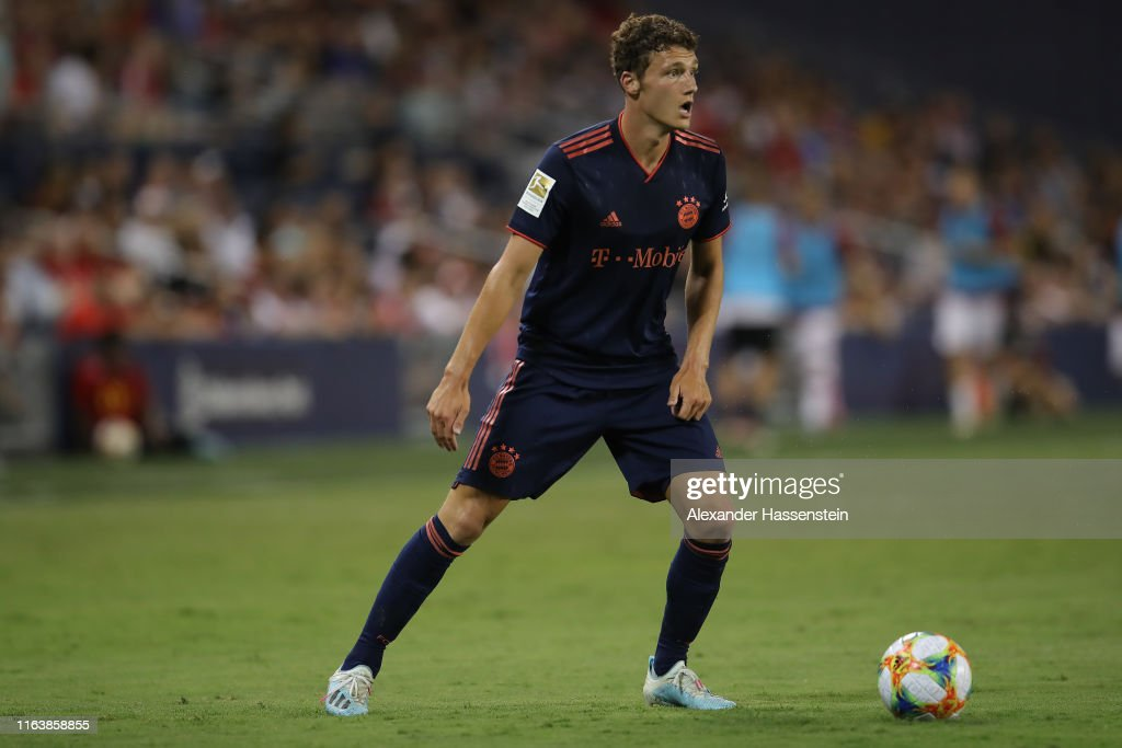 FC Bayern v AC Milan - 2019 International Champions Cup : News Photo