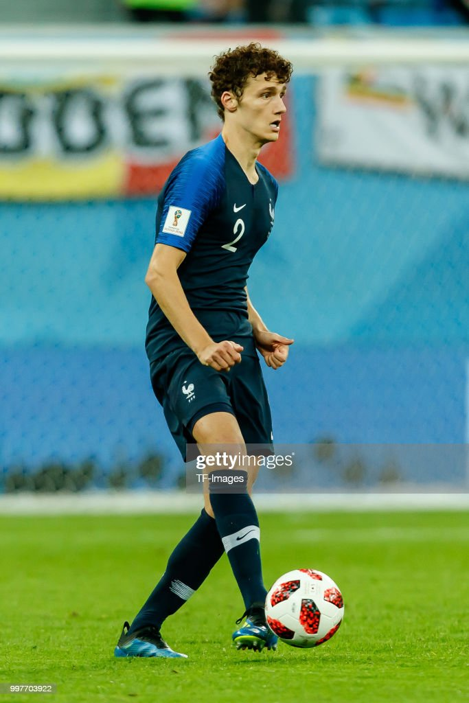France v Belgium - Semi Final FIFA World Cup 2018 : News Photo