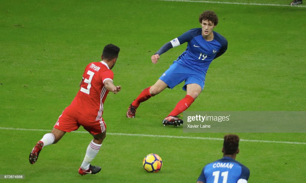 France v Wales - International Friendly : News Photo
