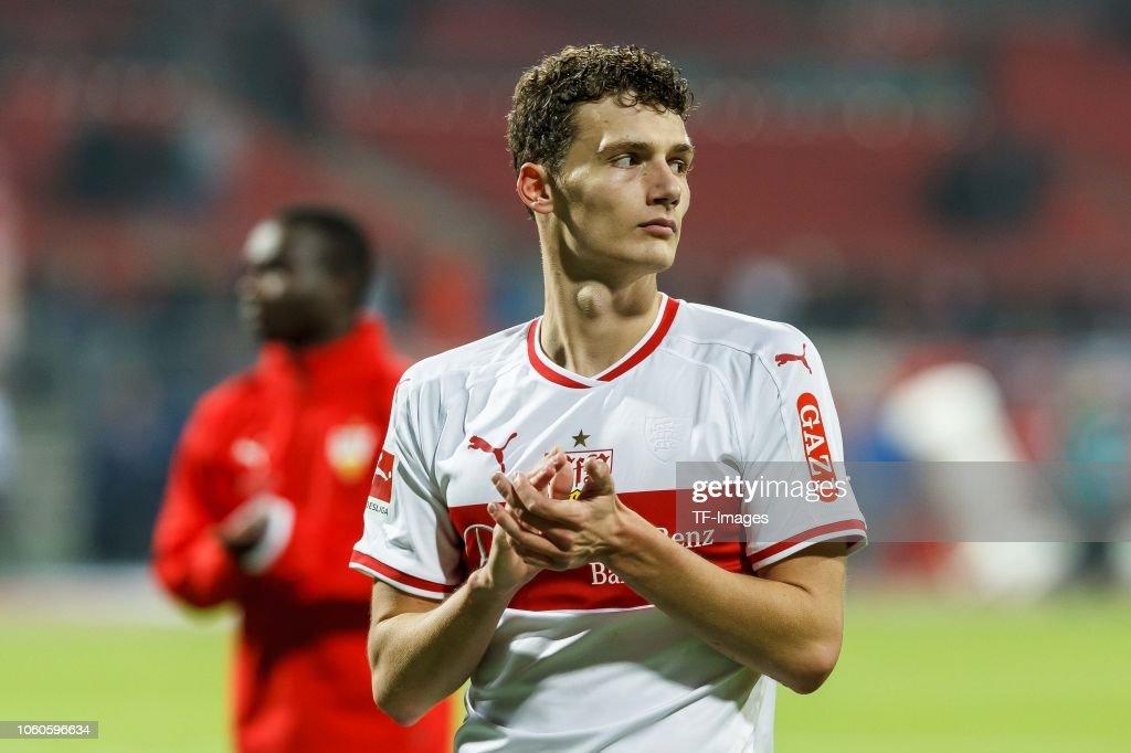 1. FC Nuernberg v VfB Stuttgart - Bundesliga : News Photo
