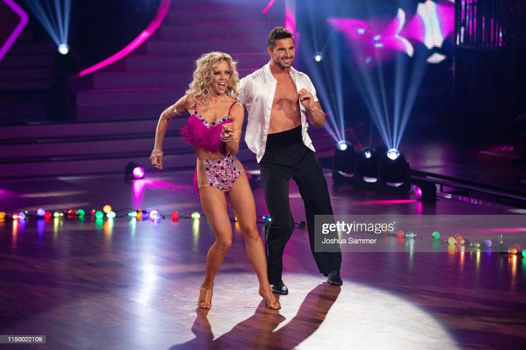 """""""Let's Dance"""" 8th Show : Nachrichtenfoto"""