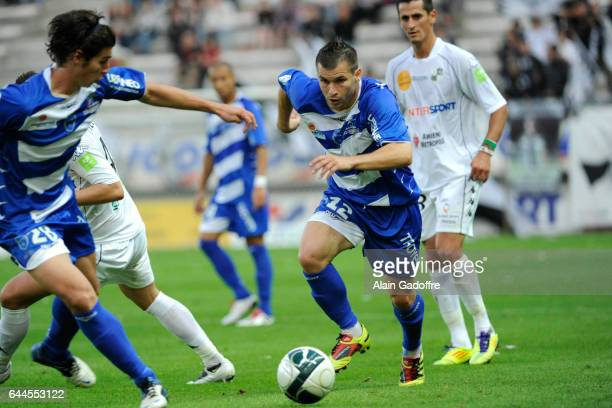 Benjamin PSAUME Amiens / Troyes 1ere journee Ligue 2 Photo Alain Gadoffre / Regamedia / Icon Sport