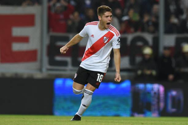 ARG: River Plate v Gimnasia y Esgrima (Mendoza) - Copa Argentina 2019