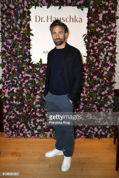 Benjamin Sadler during DrHauschka at the Medienboard BerlinBrandenburg Reception during the 68th Berlinale International Film Festival Berlin at The...