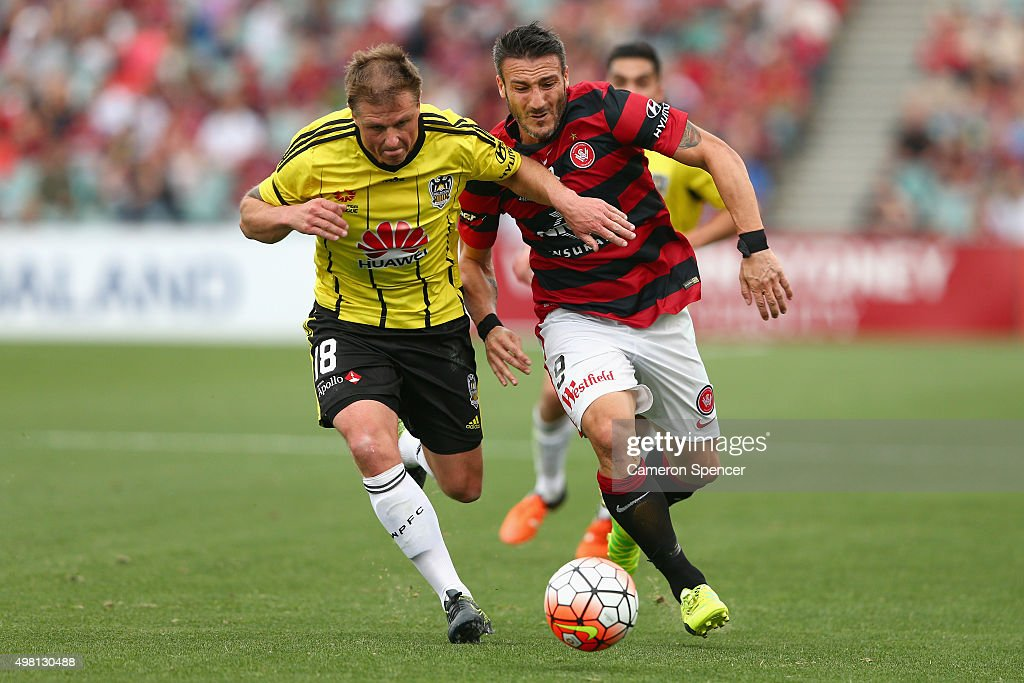 A-League Rd 7 - Western Sydney v Wellington