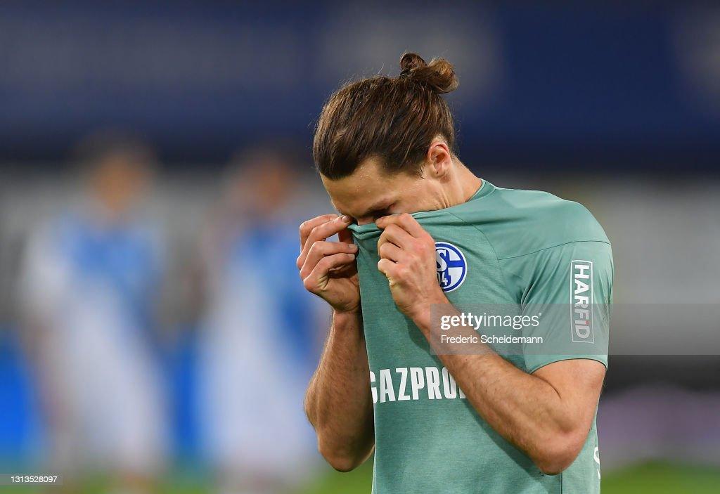 DSC Arminia Bielefeld v FC Schalke 04 - Bundesliga : News Photo