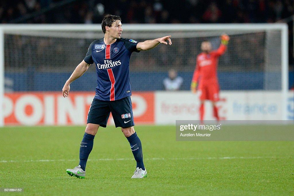 Paris Saint-Germain v AS Saint Etienne - French League Cup - At Parc Des Princes
