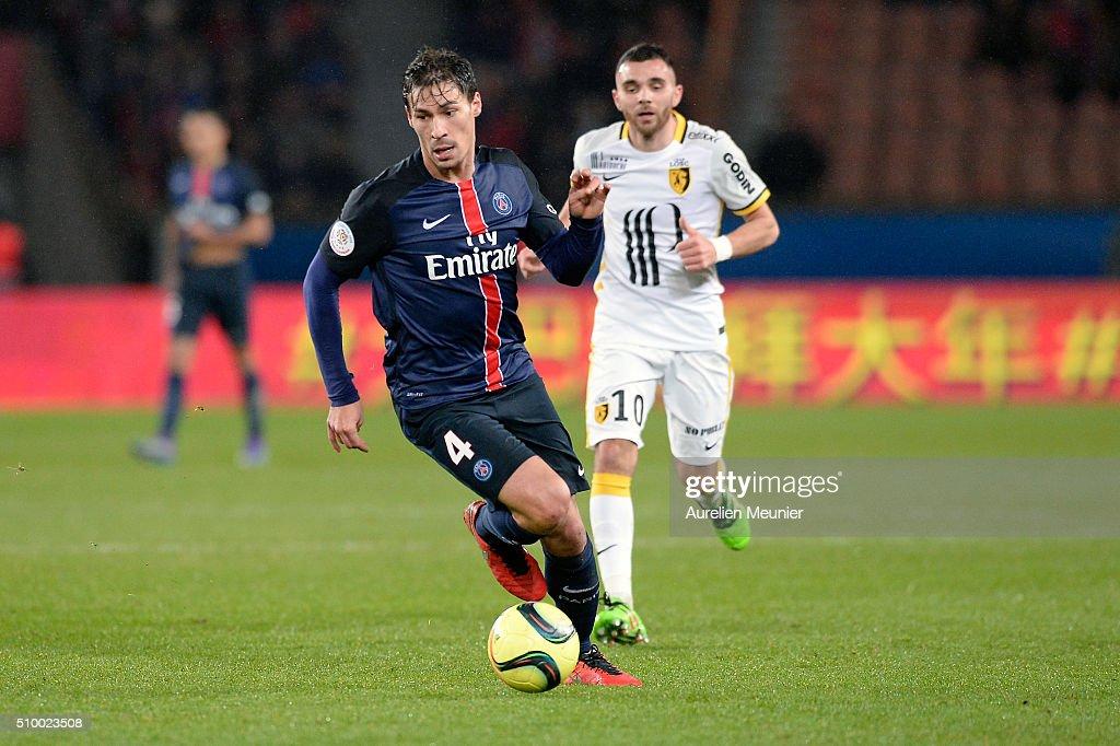Paris Saint-Germain v Lille OSC - Ligue 1 : News Photo