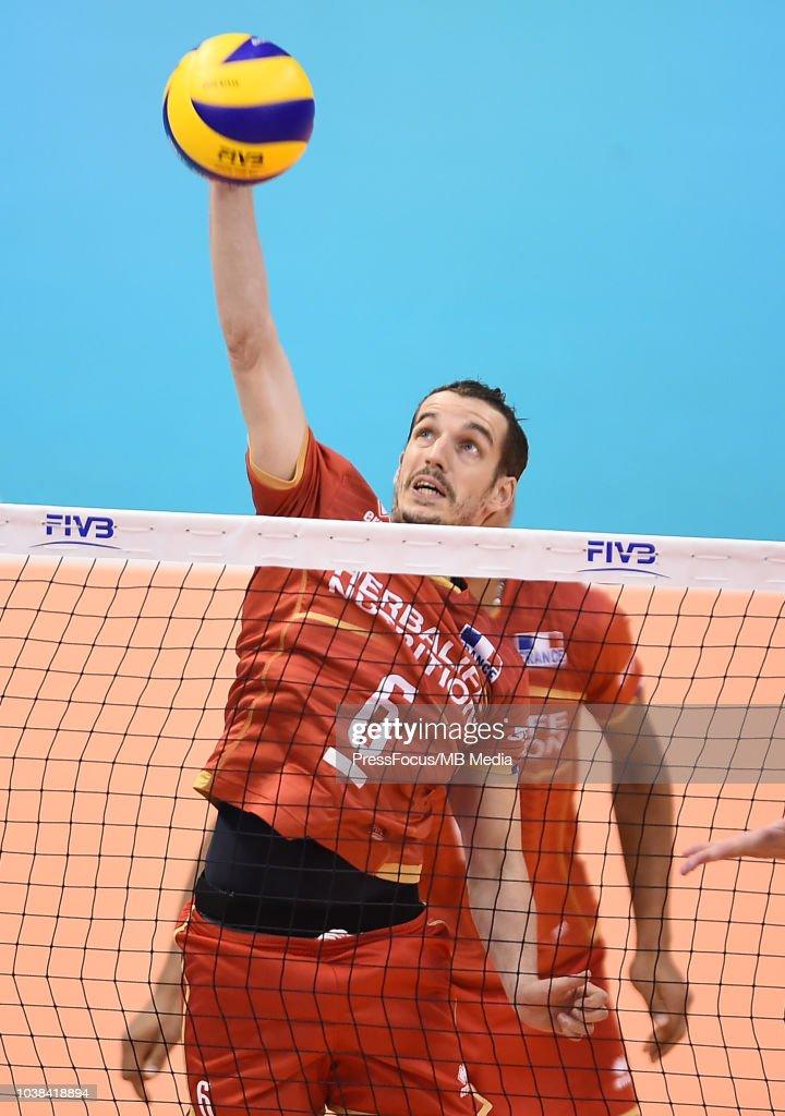 France v Argentina - FIVB world Championships
