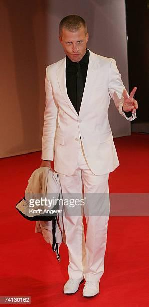 Benjamin von StuckradBarre attends the Henri Nannen Award at the Schauspielhaus on May 11 2007 in Hamburg Germany