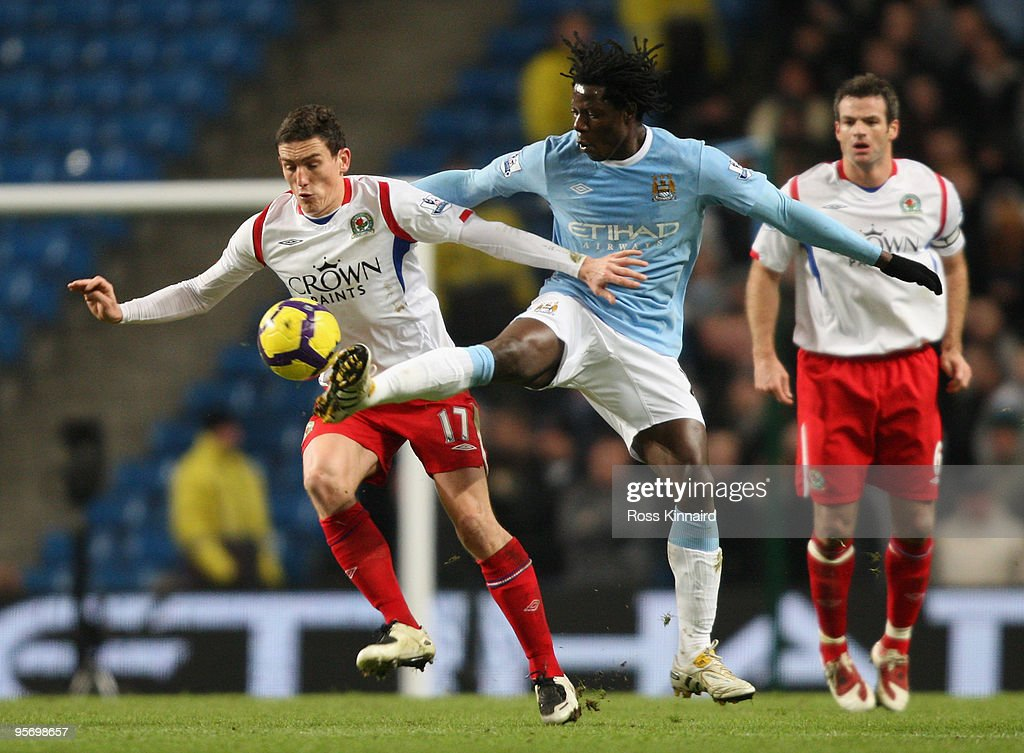 Manchester City v Blackburn Rovers - Premier League