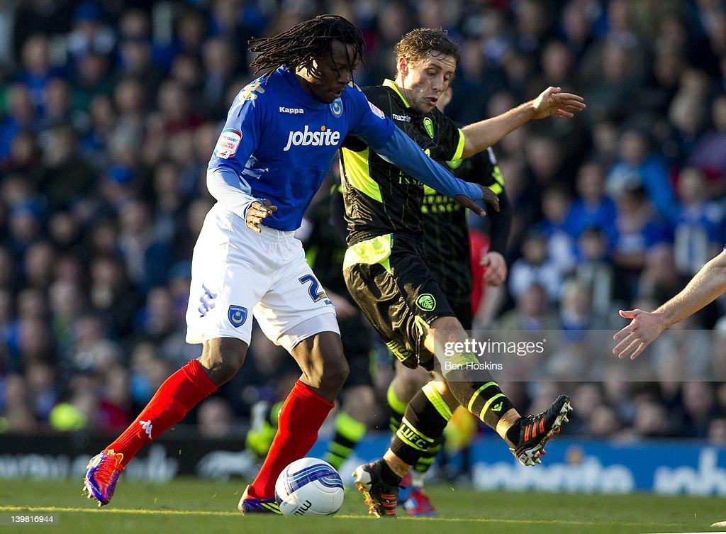 Portsmouth v Leeds United - npower Championship