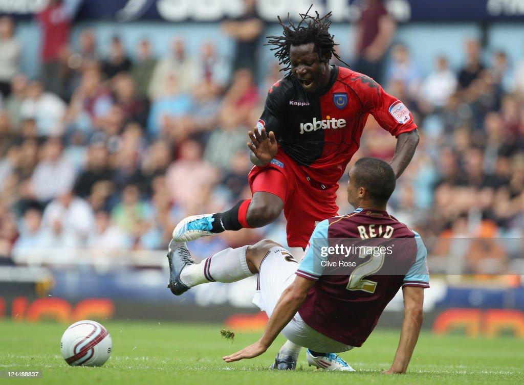 West Ham United v Portsmouth - npower Championship