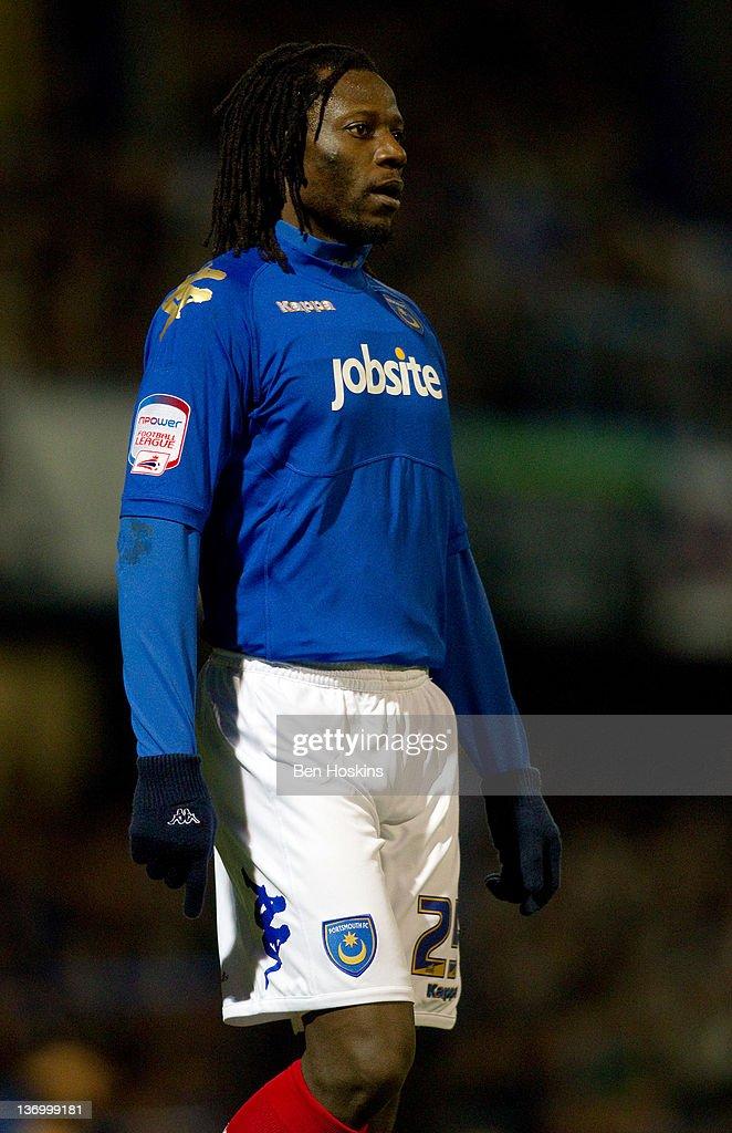 Portsmouth v West Ham United - npower Championship