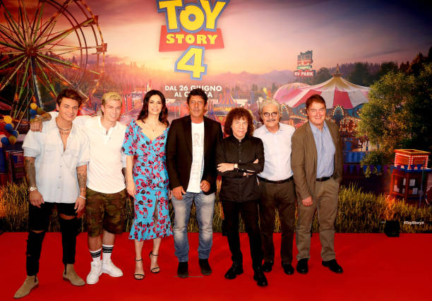 ITA: Toy Story 4 Photocall In Rome