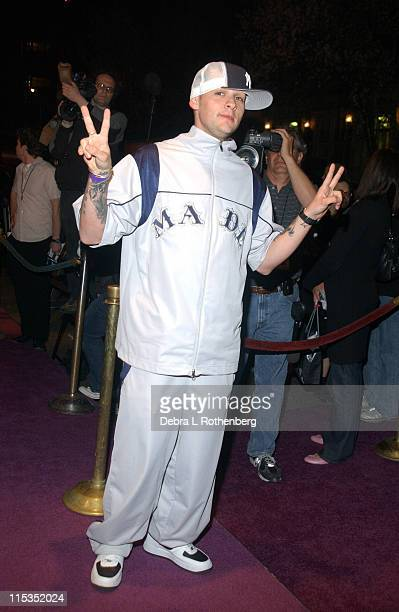 """Benji Madden during Prince's Release Party for his New CD """"Musicology"""" at Webster Hall in New York City, New York, United States."""